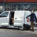 KAUBIKUARVUSTUS   Kõva kolimine Citroën ë-Jumpyga