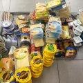 За месяц на границе РФ с Финляндией и Эстонией изъяли более 450 кг пищевых продуктов
