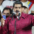 Venezuela boikotitud presidendivalimistel võitis uue ametiaja senine riigipea Maduro