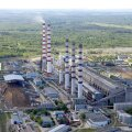 Meie elektrijaamad on üks peamisi põhjuseid, miks eestlaste CO2 heitmed inimese kohta on niivõrd suured. Fotol on Balti soojuselektrijaam, mis kasutab samuti elektri tootmiseks põlevkivi.