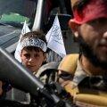 Taliban tähistab tänast aastapäeva Afganistani islamiemiraadi ametliku väljakuulutamisega.