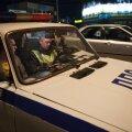 Narva-Peterburi maanteel hukkus Eesti numbritega auto ette jäänud jalakäija