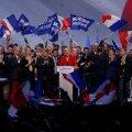 VIDEO: Prantsusmaa presidendivalimiste kampaania: Le Pen lubas Schengeni alast lahkumist