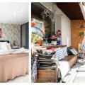 FOTOD | Vaata, milline idülliline kodu on sisse seatud nõukaaegsesse ridaelamusse