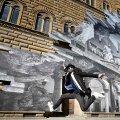 ФОТО   Во Флоренции треснуло пополам здание старинного палаццо