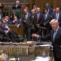 Briti parlamendis kukkus läbi ka Johnsoni teine katse kutsuda esile erakorralised valimised