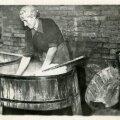 Tööhoos naisterahvas