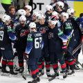 USA jäähokikoondis lahkub MM-ilt pronksiga.