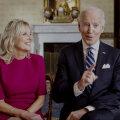 """""""Брак — это работа 50/50. Но иногда это 70/30"""". Президент и первая леди США Джо и Джилл Байден поделились секретом крепкого брака"""