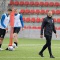 Eesti jalgpallikoondise treening, Thomas Häberli
