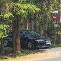 Kultuuriminister Rein Lang vannub, et tema tänaval on nii tõkkepuu kui eravaldusele viitavad liiklusmärgid Keila valla teadmisel paigaldatud.