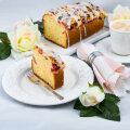 РЕЦЕПТ | Простой пирог с рабарбаром и с корицей