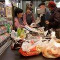 Erinevus kõige soodsama ja kallima ostukorvi vahel on 12 eurot