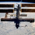 ISS (foto: NASA, vabakasutuseks / Wikimedia Commons)
