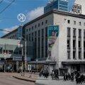 Tallinna Kaubamaja hiljem ja varem