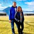 Kristina Sikora perel võttis Norras kohaliku eluga harjumine üksjagu aega.