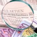 raha ja ajalehe börsikülg