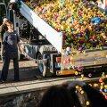 ГАЛЕРЕЯ | В Кадриорге состоялось благотворительное Утиное ралли. Собрана внушительная сумма