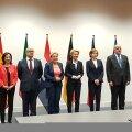 Министр обороны Луйк обсудил с европейскими союзниками обстановку в Мали и Беларуси