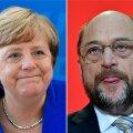 Merkel ja sotside juht Schulz leppisid kokku läbirääkimistes patiseisu lahendamiseks