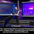 """Телеканал """"Рустави 2"""" уволил ведущего, оскорбившего Путина в эфире"""