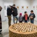 """Süüria-teemalise näituse """"Kodu ja rahu"""" avamine Juhan Kuusi Dokfoto keskuses"""