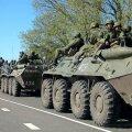 Ukraina piirivalve ei ole veel märganud Vene vägede piiri lähedalt tagasitõmbamist