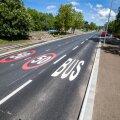 Paldiski maanteel väheneb piirkiirus