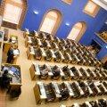 Riigikogul on kingitusi poole miljoni krooni eest