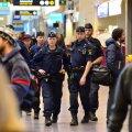 Stockholmi lennuväljal võeti kinni sarivägistaja