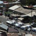 Jerevanis hõivatud politseihoonest vabastati üks pantvang