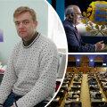PÄEVA TEEMA   Alar Kilp: Karise ja Kaljulaidi kooskandideerimine annaks õiglaseima tulemuse ja paneks spekulantidel suu lukku