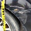 Õnnetusse sattunud Ford Focus