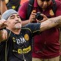 Maradona Doradose treenerina