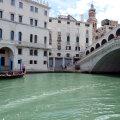 В Венеции туристам стало так жарко, что они решили искупаться в Большом канале. Теперь их ждет большой штраф и запрет на посещение города