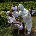 India koroonajuhtumite arv ületas 5 miljoni piiri, probleem on hapnikunappus