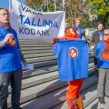 Vaba Tallinna Kodaniku protestiaktsioon kohalike valimiste eel
