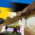 Ukrainlanna tegeleb tänu Eestist saadud toetusele Donbassi rindejoonel ettevõtlusega