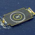 SpaceX-i ASDS-ujuvmaandumisplatvorm.