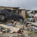 FOTOD ja VIDEO: Mehhikos tappis tornaado 13 inimest, Texast tabas tsunami jõuga tulvavesi