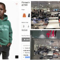 H&Mi kauplusi hakati särgiskandaali tõttu rüüstama