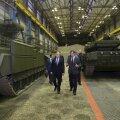 Kommersant: Vene relvajõude moderniseeritakse 19 triljoni rubla eest