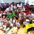 Prantsusmaa saalijalgpall: Asnières Villeneuve on taas meistrite liigas!