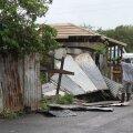 Orkaan Irma kahjustus Barbuda saarel