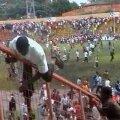 Guineas hukkus kontserdil puhkenud rüseluses vähemalt 24 inimest
