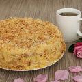 ARVO KOKAKOOL   Napoleoni kook - kreemi valmistamine ja koogi kokkupanek