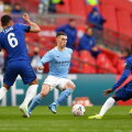 Phil Foden (ManCity) mängus Chelsea`ga