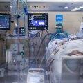 Hispaania päevane surnute arv tõusis pärast neli päeva kestnud langust taas