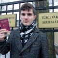 Mustafa Özdemiri pass on aegunud, kuid uut talle ei anta.