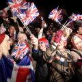 Suurbritannia lahkus kesköösel ametlikult Euroopa Liidust